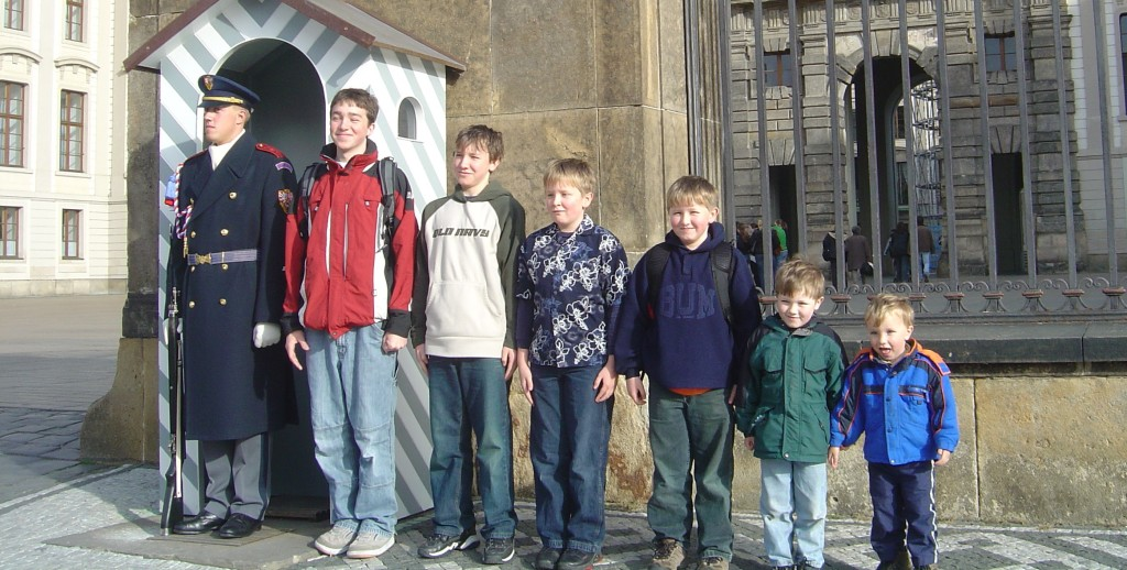 2005: Guard, Ken, Jake, Josh, Andy, Logan, Nick